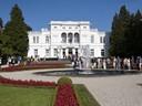 Die Universität Bonn präsentiert sich beim Tag der offenen Tür in der Villa Hammerschmidt