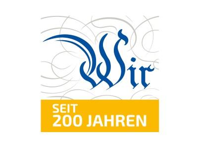 Wir-Logo zum Jubiläumsjahr der Universität Bonn. Copyright: Universität Bonn