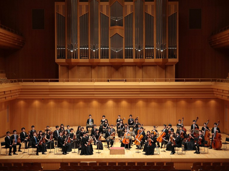 Right click to download: Waseda Symphony Orchestra